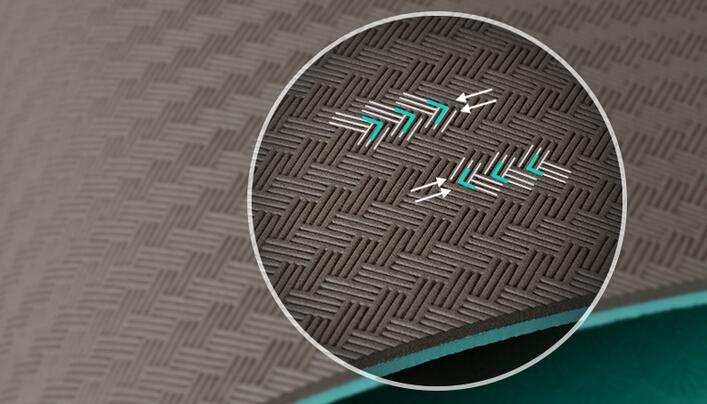 360度矩阵防滑螺纹