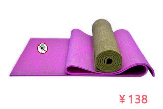 杰朴森亚麻瑜伽垫整体展示