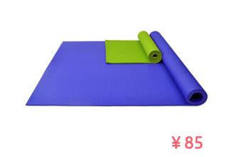 杰朴森双人瑜伽垫整体展示