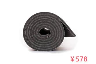 天然橡胶瑜伽垫整体展示
