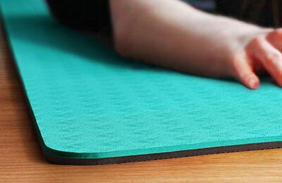 哈他tpe双层6mm瑜伽垫