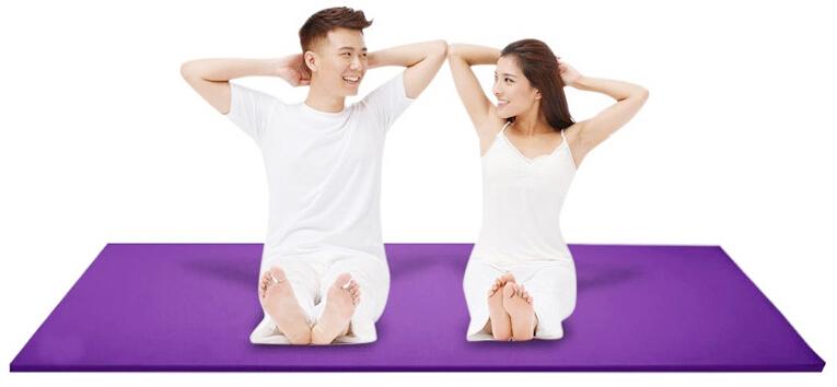 双人瑜伽垫