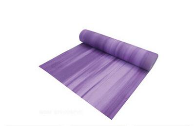 云彩双色PVC6mm瑜伽垫