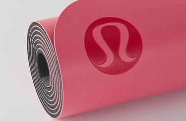 lululemon5mm瑜伽垫