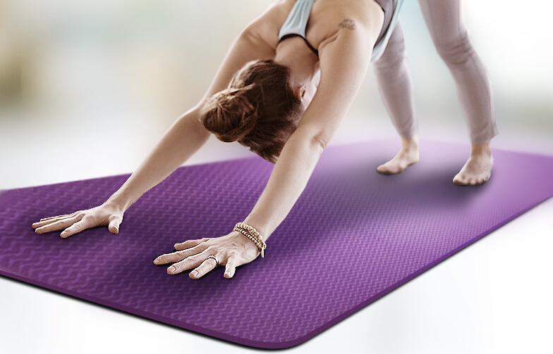 奥义纯tpe瑜伽垫