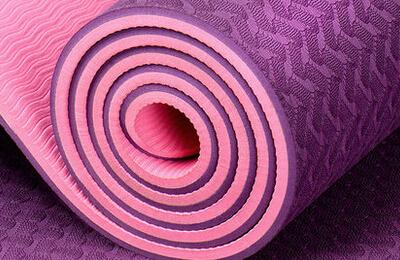 奥义tpe双层6mm瑜伽垫