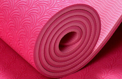 奥义tpe双层8mm瑜伽垫
